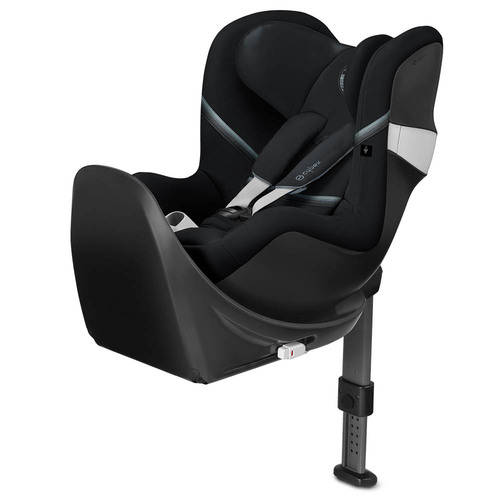 Cybex Sirona M2 i-Size inc. Base - Deep Black