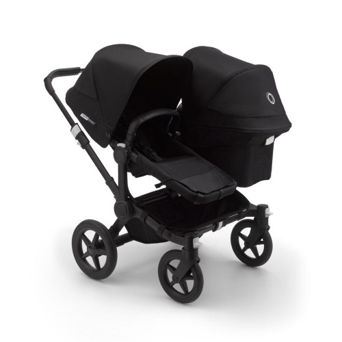 Bugaboo Donkey 3 Duo Complete - Black/Black