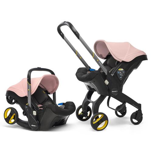 Doona+ Infant Car Seat Stroller - Pink Blush