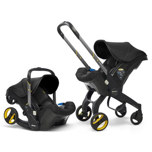 Doona+ Infant Car Seat Stroller - Nitro Black