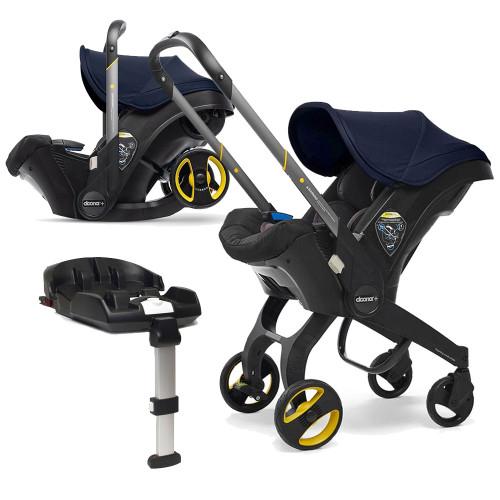 Doona+ Infant Car Seat + ISOFIX Base - Royal Blue