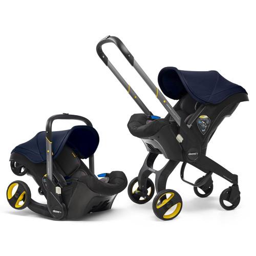 Doona+ Infant Car Seat Stroller - Royal Blue