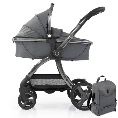 egg® 2 Stroller + Carrycot Special Edition - Jurassic Grey
