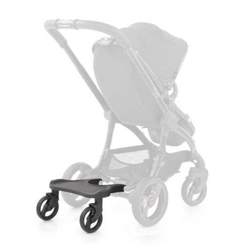 egg® Ride-on Board with adaptors - attached to the pushchair - preview