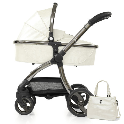 egg® Stroller + Carrycot Special Edition - Pearl
