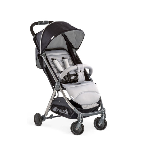 Hauck Swift Plus - Silver/Charcoal