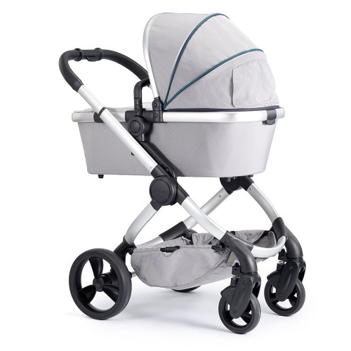 iCandy Peach - Satin/Dove Grey - Carrycot