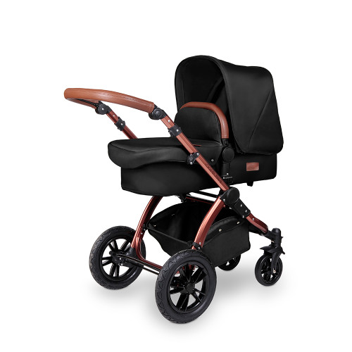 Ickle Bubba Stomp V4 Special Edition Pram - Midnight/Bronze