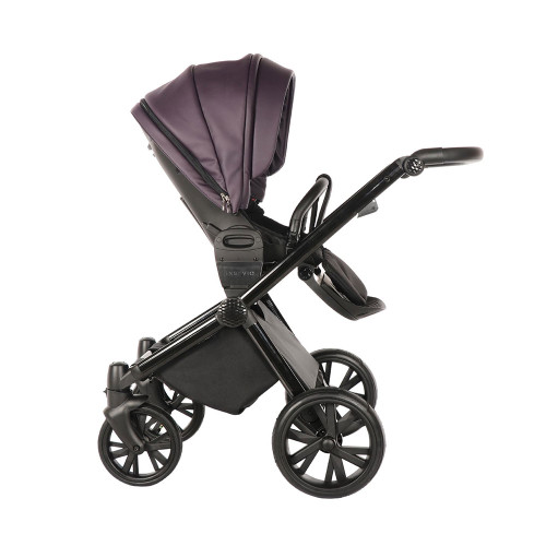Insevio 3-in-1 Synergy Travel System - Plum