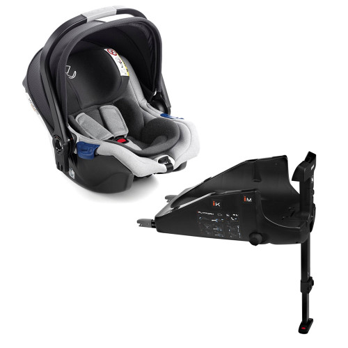 Jane Koos R1 i-Size Baby Car Seat + Isofix Base - Tech Mouse