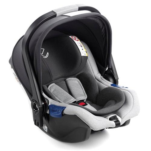 Jane Koos R1 i-Size Baby Car Seat + Isofix Base - Tech Mouse