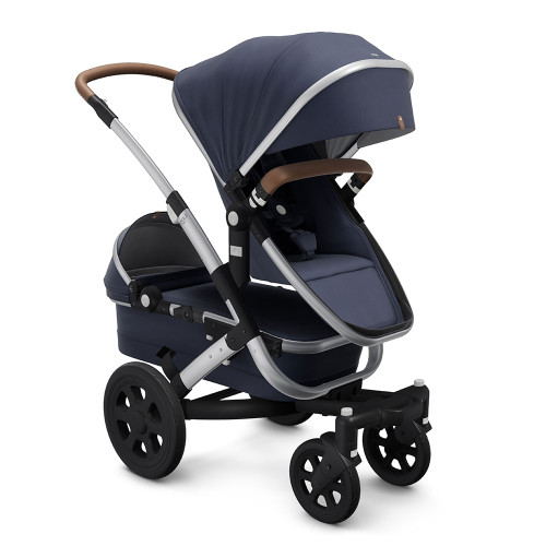 Joolz Geo2 Duo - Classic Blue - seat + carrycot mode
