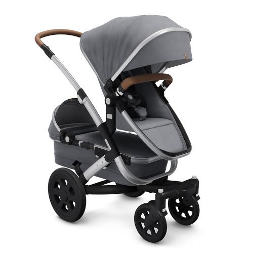 Joolz Geo2 Duo - Gorgeous Grey - carrycot + seat unit