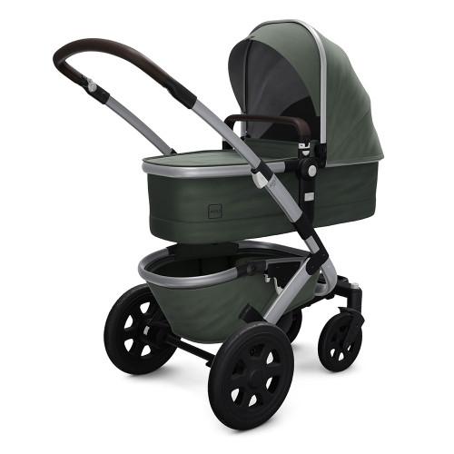 Joolz Geo2 Mono - Marvellous Green - carrycot mode