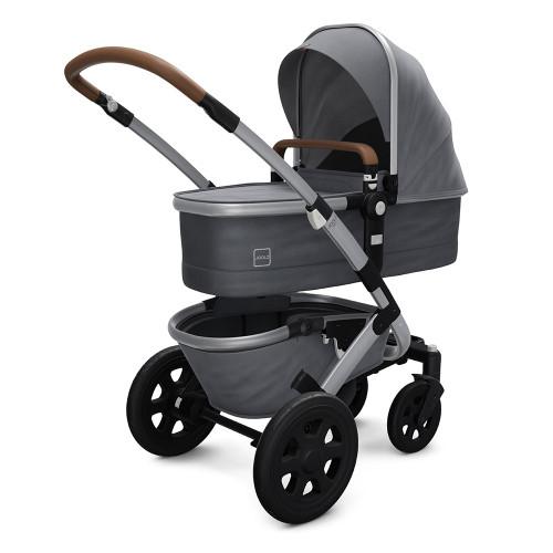 Joolz Geo2 Mono - Gorgeous Grey - carrycot mode