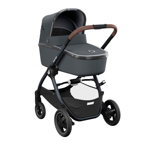 Maxi Cosi Adorra 2 Travel System - Essential Graphite