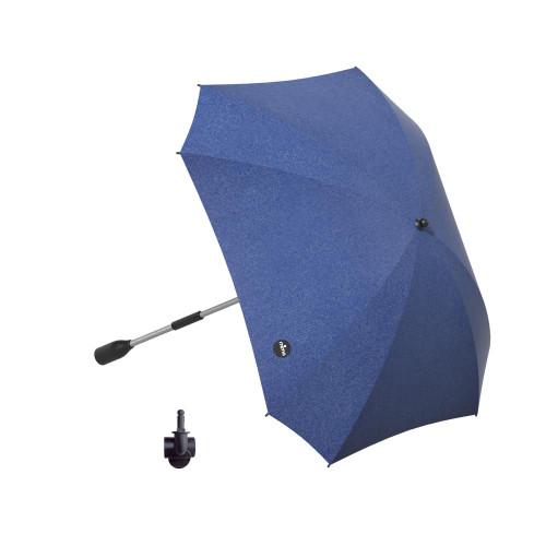 Mima Parasol + Clip - Denim Blue