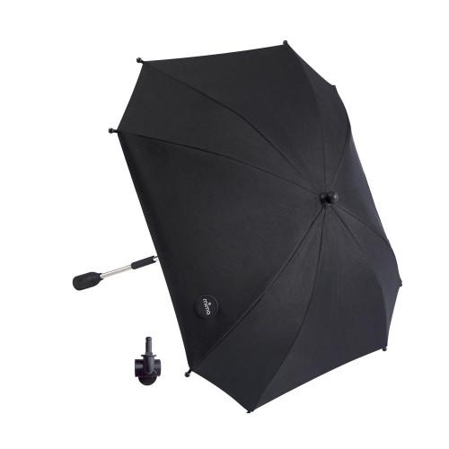 Mima Parasol + Clip - Pure Black
