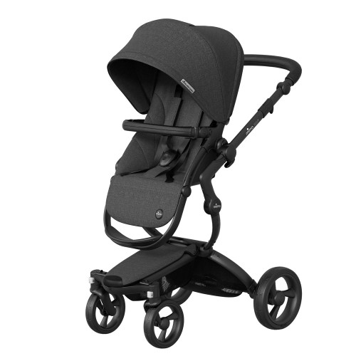 Mima Xari Sport Pushchair - Charcoal Black