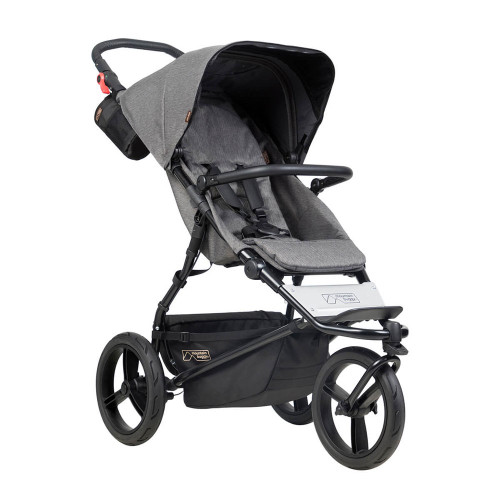 Mountain Buggy Urban Jungle Luxury with Carrycot Plus - Herringbone