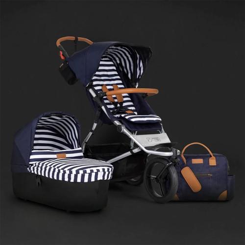 Mountain Buggy Urban Jungle Luxury + Carrycot Plus - Nautical (2020+)