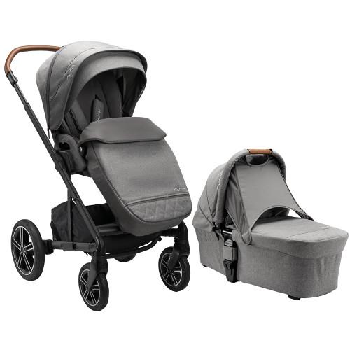 Nuna Mixx Next Pushchair + Carrycot - Granite