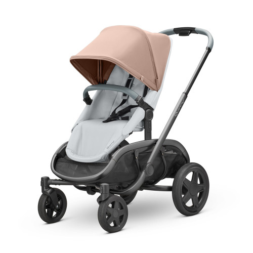 Quinny Hubb XXL Shopping Stroller - Cork on Grey