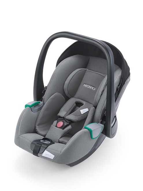 Recaro Avan i-Size Car Seat with Base - Silent Grey