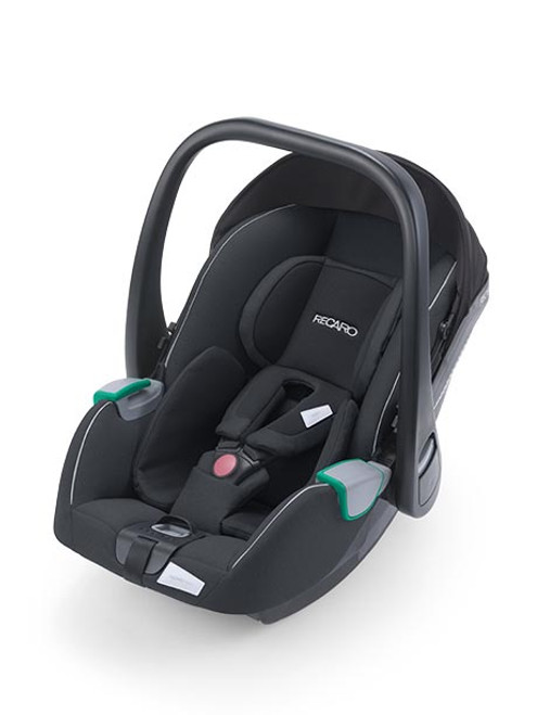 Recaro Avan i-Size Car Seat with Base - Mat Black