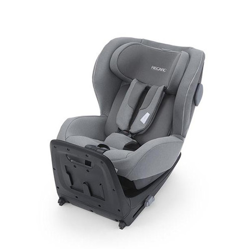 Recaro Kio i-Size Car Seat + Base - Silent Grey