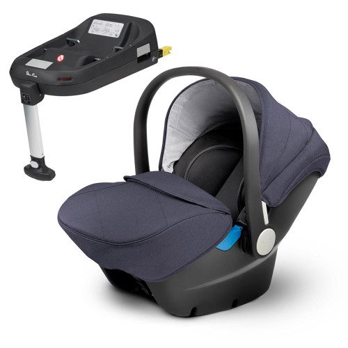 Silver Cross Simplicity + ISOFIX Base - Midnight Blue
