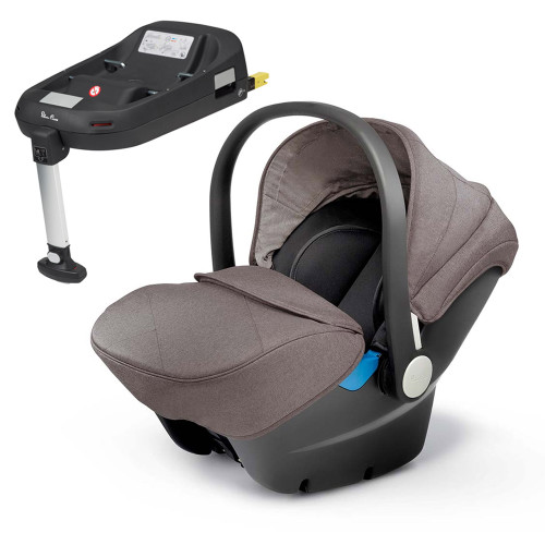 Silver Cross Simplicity + ISOFIX Base - Sable