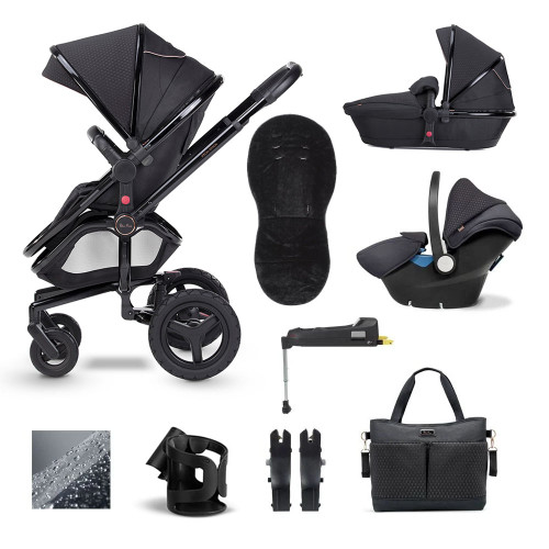 Silver Cross Surf Special Edition + Simplicity & Isofix Base - Eclipse