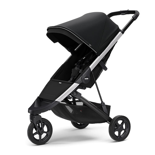 Thule Spring Pushchair on Aluminium Chassis - Choose your Colour