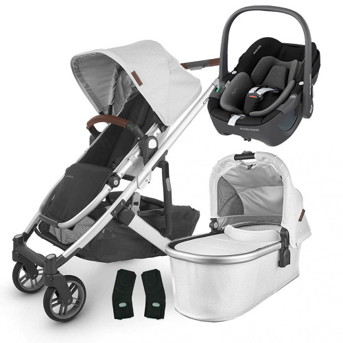 Uppababy CRUZ V2 Pram + Pebble 360 - Bryce