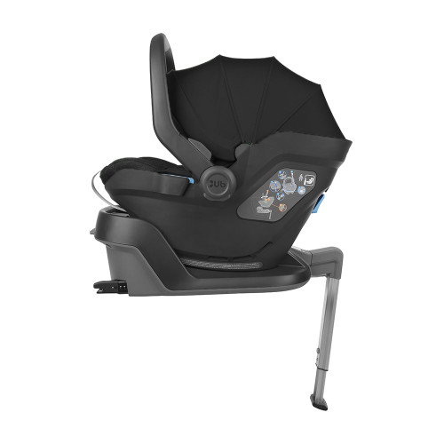 Uppababy Mesa i-Size Car Seat + Isofix Base - Jake (Black)