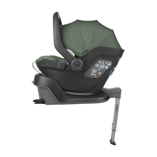 Uppababy Mesa i-Size Car Seat + Isofix Base - Emmett (Green Melange)