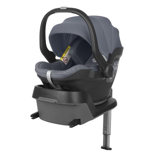 Uppababy Mesa i-Size Car Seat + Isofix Base - Gregory (Blue Melange)