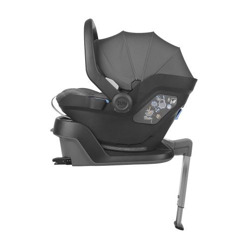 Uppababy Mesa i-Size Car Seat + Isofix Base - Jordan (Grey Melange)