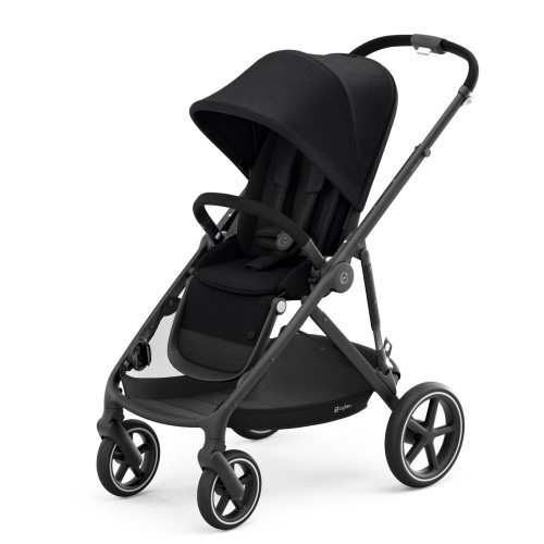 Cybex Gazelle S Blk - Deep Black