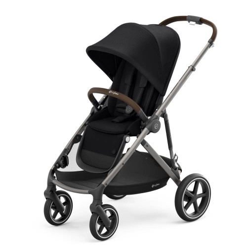 Cybex Gazelle S TPE - Deep Black