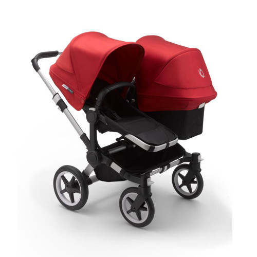 Bugaboo Donkey 3 Duo Stroller on Alu Chassis + Turtle - Choose Your Colour