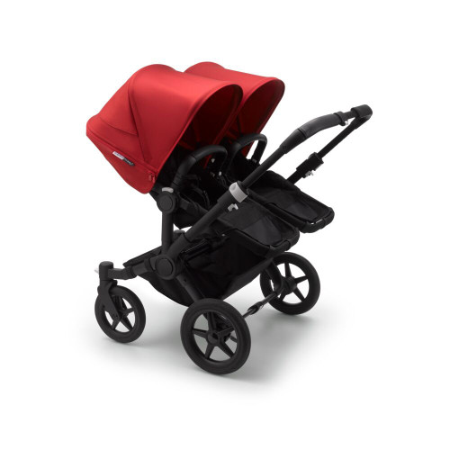 Bugaboo Donkey 3 Twin Stroller on Black Chassis - Choose Your Colour