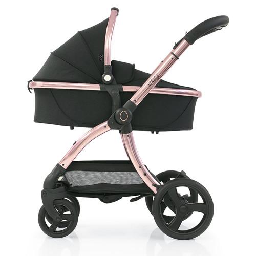 egg® 2 Stroller + Carrycot Special Edition - Diamond Black