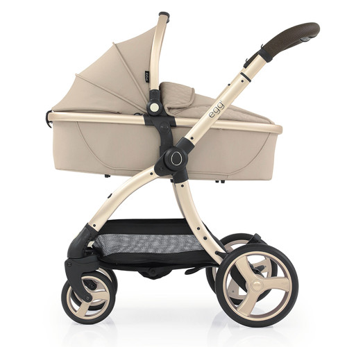 egg® 2 Stroller + Carrycot - Feather