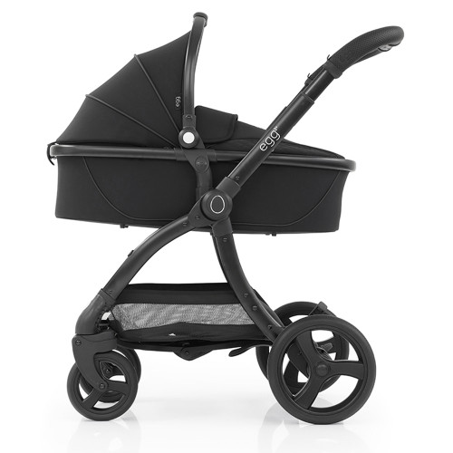 egg® 2 Stroller + Carrycot Special Edition - Just Black