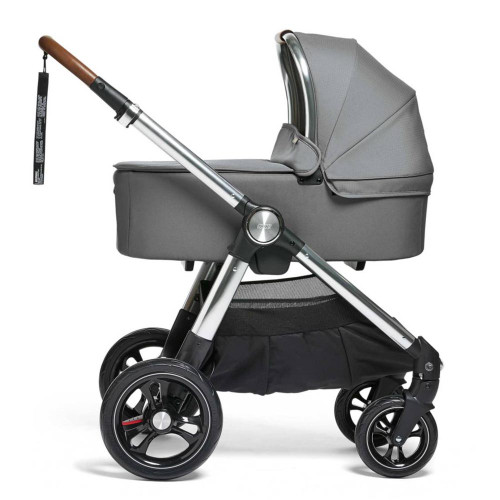 Mamas & Papas Ocarro 8-Piece Bundle - Fossil Grey