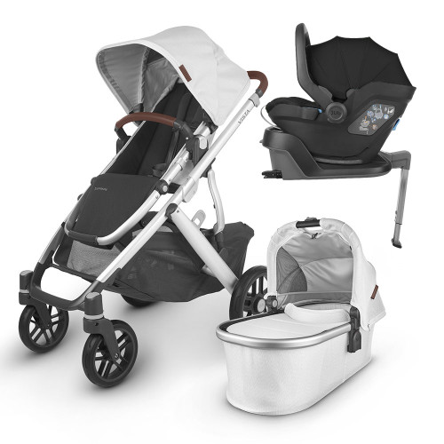 Uppababy CRUZ V2 Travel Bundle - Bryce