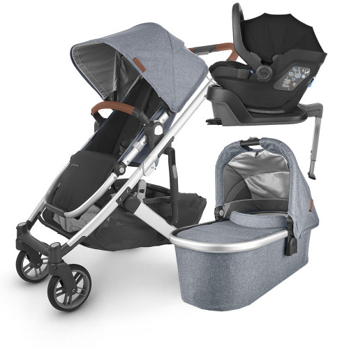 Uppababy CRUZ V2 Travel Bundle - Gregory