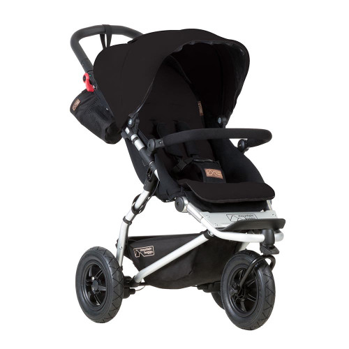 Mountain Buggy Swift - Black